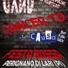 FESTA ROSSA 2012: UN'ALTRA SERATA DA NON PERDERE… GANG + CAUSA IN CONCERTO!!!