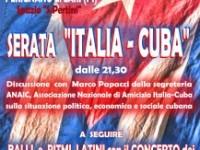 FESTA ROSSA 2012: Serata Italia-Cuba con discussione, cena e ritmi latini!!!
