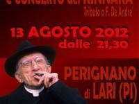 13 AGOSTO 2012: DON GALLO + KINNARA + ROY PACI ALLA FESTA ROSSA!!!