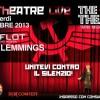 RED THEATRE LIVE con Aeroflot | Notnou | Black Lemmings || THE CAGE THEATRE || venerdì 20 dicembre 2013