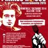 ***IMPORTANTE*** PRANZO ROSSO di domenica 7/12/2014 SPOSTATO AL CIRCOLO ARCI DI LARI (PI)