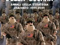 """Manlio Dinucci presenta """"L'Arte della Guerra""""     SABATO 23.01.2016    Circolo Arci di Lari (PI)"""