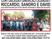 Cena di Solidarieta' – Venerdì 26.02.2016 – Circolo Arci di Lari (PI)