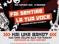 RED CONTEST 2016: VI EDIZIONE – aperte le iscrizioni per le FASI ELIMINATORIE