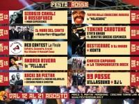 FESTA ROSSA 2016: ECCO IL PROGRAMMA!