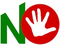 """LA SOVRANITA' APPARTIENE AL POPOLO"": VOTA NO!"