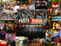 Festa Rossa 2017 – VII edizione – le locandine complete dei vari eventi
