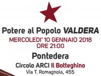 POTERE AL POPOLO Valdera, Terza Assemblea