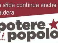 POTERE AL POPOLO VALDERA: LA SFIDA CONTINUA. ASSEMBLEA TERRITORIALE