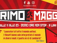 PRIMO MAGGIO 2018: IL PROGRAMMA DELLA FESTA ROSSA DEI LAVORATORI DI LARI! VI edizione