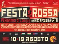 FESTA ROSSA 2018: IL PROGRAMMA!!!