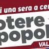 POTERE AL POPOLO VALDERA: INCONTRO A LARI, VENERDI 13 LUGLIO