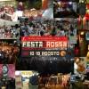Festa Rossa 2018: il programma completo dei dibattiti, degli approfondimenti e degli spettacoli