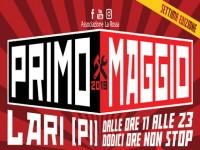 PRIMO MAGGIO 2019: IL PROGRAMMA DELLA FESTA ROSSA DEI LAVORATORI DI LARI! VII edizione