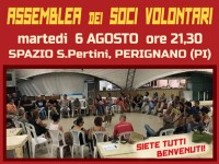 FESTA ROSSA 2019: ASSEMBLEA DEI VOLONTARI