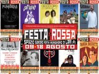 FESTA ROSSA 2019: LE LOCANDINE DEGLI SPETTACOLI!