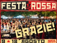 FESTA ROSSA 2019: GRAZIE A TUTTI!!!
