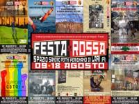 FESTA ROSSA 2019: LE LOCANDINE DEI DIBATTITI!