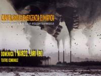 """RESOCONTO SEMINARIO """"CAPITALISMO ED EMERGENZA CLIMATICA"""" DEL 1 MARZO"""