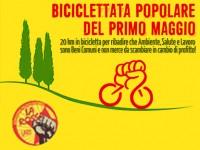BICICLETTATA POPOLARE DEL PRIMO MAGGIO