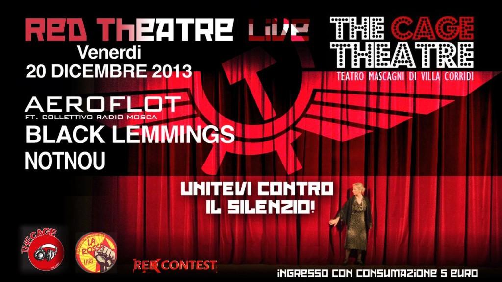 red theatre live