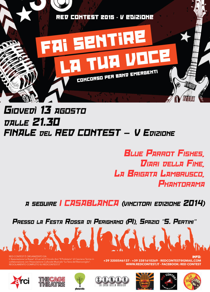 Red Contest