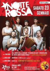 Notte Rossa 2016